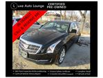 2015 Cadillac ATS Turbo AWD! Sunroof, CUE with back-up camera, Bose surround sound, all wheel drive, loaded! Luxe Certified Pre-Owned! in Orleans, Ontario