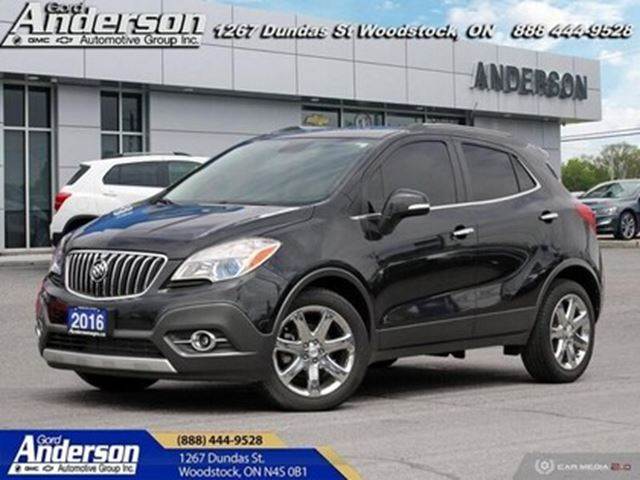 2016 Buick Encore Convenience -  Touch Screen in