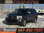 2015 Toyota Sequoia Limited / Heated leather seats / Back up Camera in Calgary, Alberta