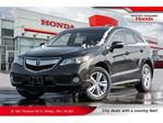 2015 Acura RDX w/Technology Package in Whitby, Ontario