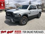 2016 Dodge RAM 1500 Rebel 4WD Navigation Sunroof 8.4 Touch Screen in St Catharines, Ontario