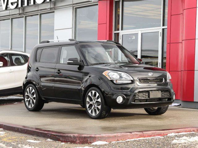 2013 KIA Soul 4u in Vernon, British Columbia