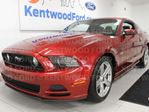 2014 Ford Mustang GT RWD 5.0L coupe with heated seats in Edmonton, Alberta