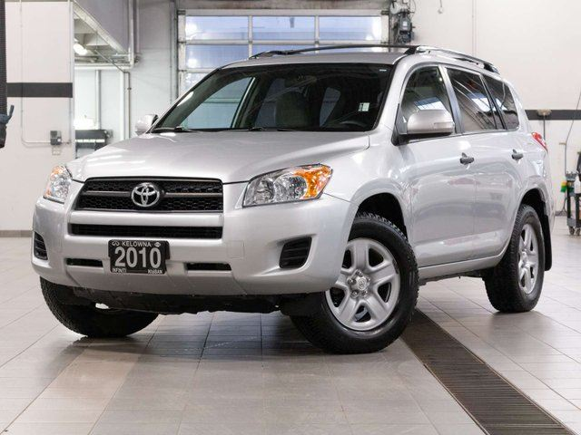 2010 Toyota RAV4 AWD in