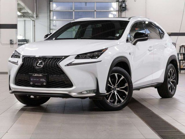 2017 Lexus NX 200t F-Sport Series 1 in