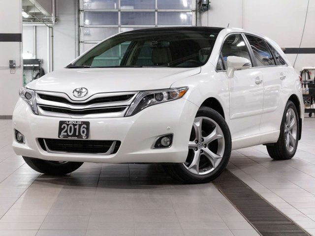 2016 Toyota Venza Limited V6 AWD in