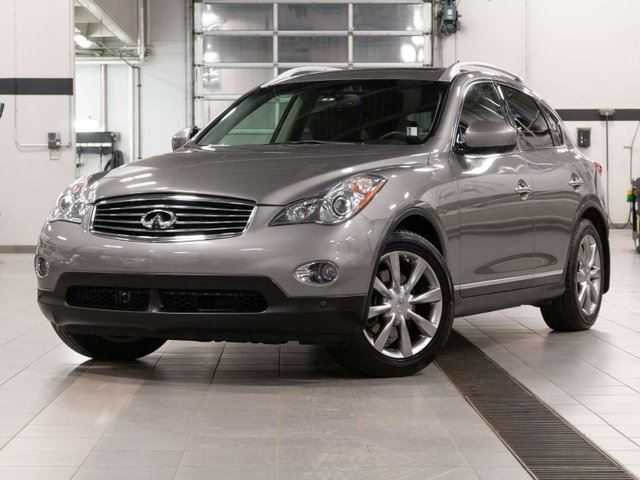 2010 Infiniti EX35 Journey, Premium, Navigation, Technology AWD in