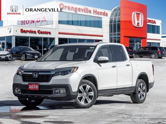 2018 Honda Ridgeline Touring NAVIGATION BACKUP CAM LEATHER SUNROOF in