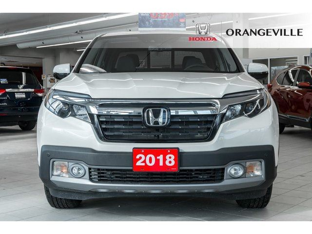 2018 Honda Ridgeline Touring NAVIGATION BACKUP CAM SUNROOF LEATHER in