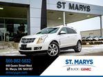 2011 Cadillac SRX Luxury AWD in St Marys, Ontario