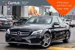 2015 Mercedes-Benz C-Class C 400 AWD Memory Pkgs AMG Styling Pkg Pano_Sunroof 18Alloys in Thornhill, Ontario