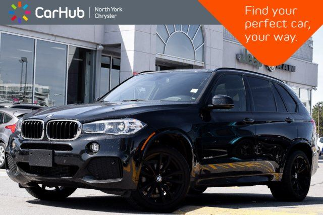 2017 BMW X5 xDrive35i in Thornhill, Ontario