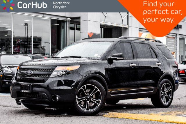 2013 FORD Explorer Sport in Thornhill, Ontario
