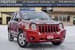 2008 Jeep Compass Sport Only 149km Accident & Rust Free Sunroof in Cambridge, Ontario