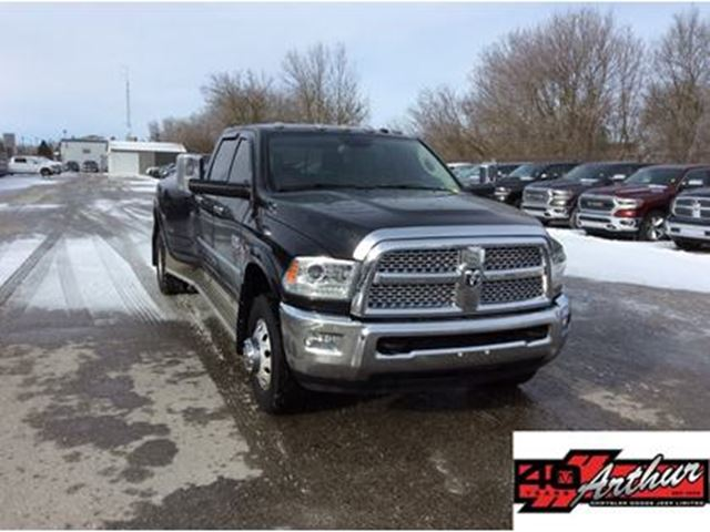 2015 Dodge RAM 3500 Laramie Crew Cab 4x4 Cummins in