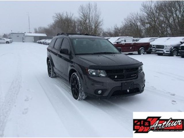 2017 Dodge Journey SXT in