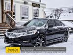 2016 Honda Accord  Sport ROOF BLIS 19ALLOYS BK.CAM WOW!! in Ottawa, Ontario