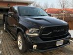2018 Dodge RAM 1500 CrewCab Sport 4x4 Short Box ~LOADED~ in Mississauga, Ontario