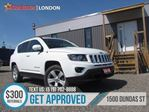 2016 Jeep Compass High Altitude   LEATHER   ROOF   4X4 in London, Ontario