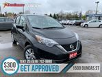 2017 Nissan Versa 1.6 SV   1OWNER   CAM   HEATED SEATS in London, Ontario