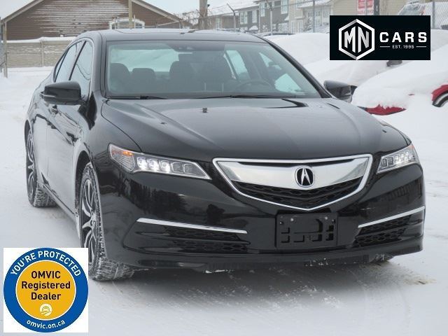 2015 ACURA TLX 8-Spd Auto. w/Technology Package in Ottawa, Ontario