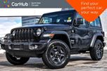 2019 Jeep Wrangler Sport New Car 4x4 Manual Backup_Cam Keyless_Go Bluetooth Keyless_Entry  in Thornhill, Ontario