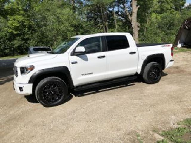 2018 TOYOTA TUNDRA SR5 Crew Max TRD Sport FULLY LOADED in Mississauga, Ontario