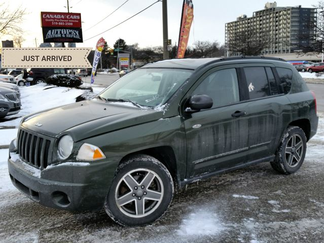 2009 JEEP Compass Rocky Mountain 4x4 in Waterloo, Ontario