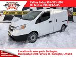 2015 Chevrolet City Express LS, Automatic, Cargo, 74, 000km in Burlington, Ontario