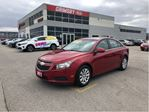 2011 Chevrolet Cruze LT Turbo Bluetooth PWR Options Keyless Ent in Grimsby, Ontario