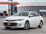 2014 Toyota Avalon Limited Quiet and upscale interior with roomy seating front and rear - Edmunds.com in London, Ontario