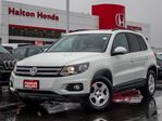 2014 Volkswagen Tiguan COMFORTLINENO ACCIDENTS in Burlington, Ontario