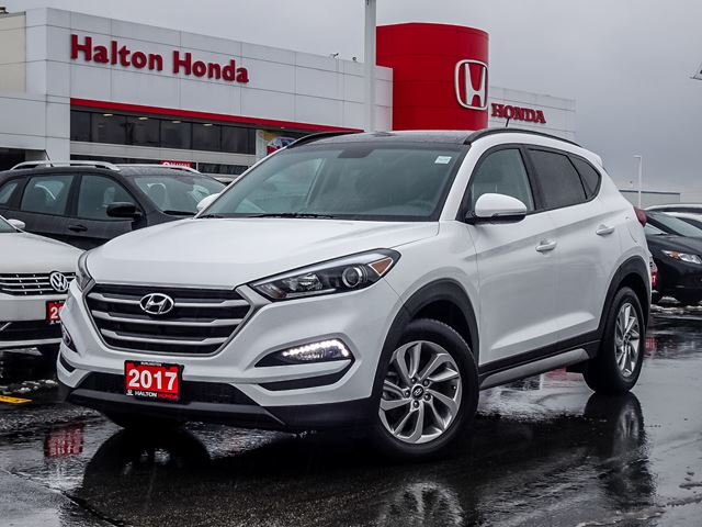 2017 HYUNDAI Tucson SENO ACCIDENTS in Burlington, Ontario