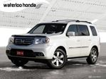 2014 Honda Pilot Touring Bluetooth, Back Up Camera, Navigation, and More! in Waterloo, Ontario