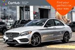 2017 Mercedes-Benz C-Class C 300 AWD Memory.Pkgs Avantgarde.Pkg Pano_Sunroof 18Alloys in Thornhill, Ontario