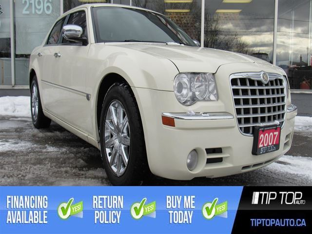 2007 chrysler 300 v8