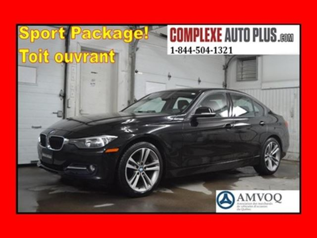 2015 BMW 3 Series 320i xDrive Sport Line 320 i *Toit ouvrant in Saint-Jerome, Quebec