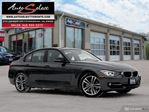 2014 BMW 3 Series xDrive AWD ONLY 98K! **SPORT PKG** CLEAN CARPROOF in Scarborough, Ontario