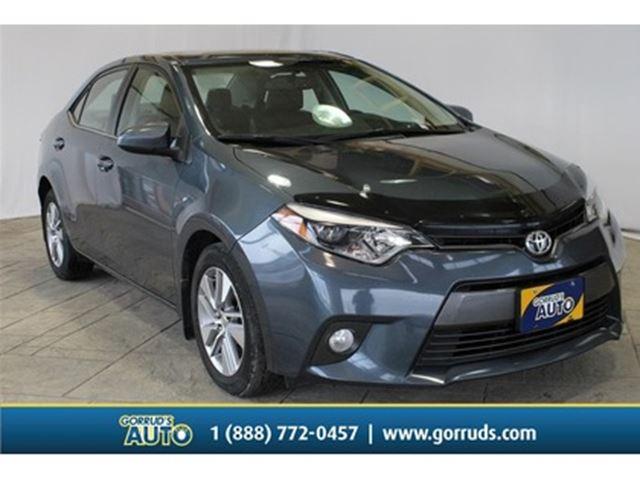 2015 TOYOTA Corolla CE/BLUETOOTH/P. WINDOWS/AC in Milton, Ontario