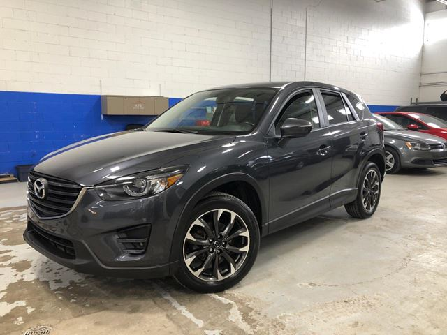 2016 Mazda CX-5 GT - LEATHER - NAVIGATION - SUNROOF - REVERSE C in