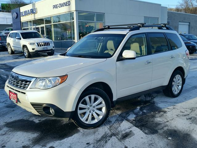 2013 SUBARU Forester 2.5X Limited in Kitchener, Ontario