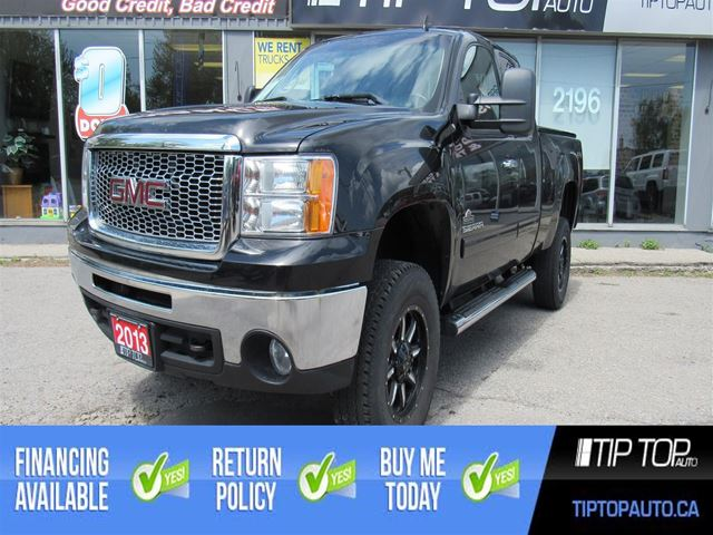 2013 GMC Sierra 1500 SLE ** Kodiak Edition, Lifted, One Owner ** in Bowmanville, Ontario