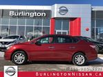 2015 Nissan Sentra SV, ACCIDENT FREE, 1 OWNER, LOW KM'S ! in Burlington, Ontario