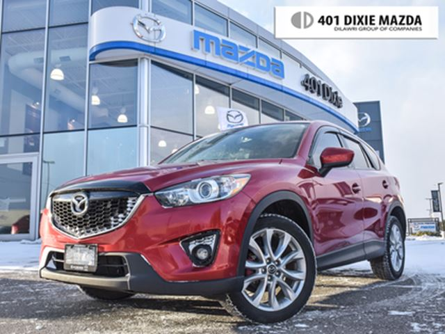 2014 MAZDA CX-5 GT AWD at, NO ACCIDENTS, FINANCE AVAILABLE in Mississauga, Ontario