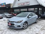 2017 Chevrolet Cruze PREMIER EDITION! LOADED! in St Catharines, Ontario