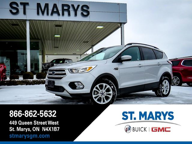 2018 FORD Escape SE in St Marys, Ontario