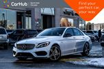 2017 Mercedes-Benz C-Class AMG C 43 AWD Memory.Pkgs Keyless.Go.Pkg Pano_Sunroof 18Alloys in Thornhill, Ontario