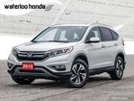 2015 Honda CR-V Touring Bluetooth, Back Up Camera, Navigation, and More! in Waterloo, Ontario