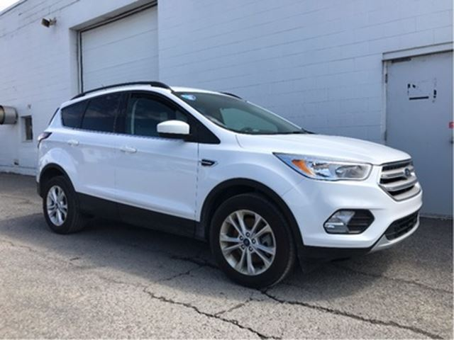 2018 FORD Escape SE-CERTIFIED PRE-OWNED in Ottawa, Ontario