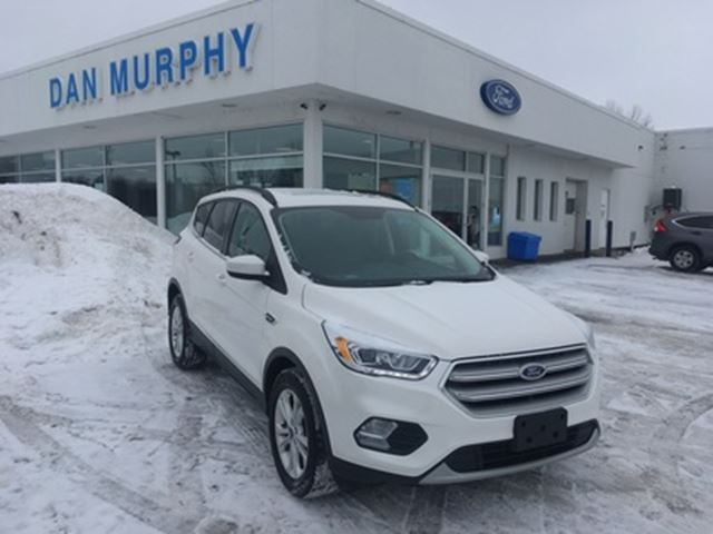 2018 FORD Escape SEL-FORD CERTIFIED PRE-OWNED in Ottawa, Ontario